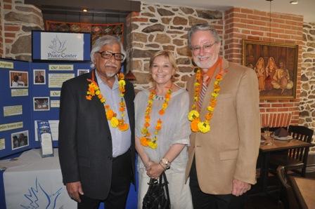 Barbara Bitros & Keith Pacheco