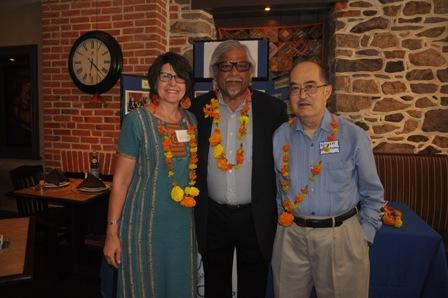 Barbara Simmons & Kevin Nakashima