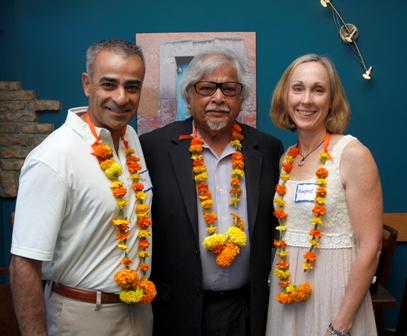 Margaret Pendergast Kumar & Raj Kumar