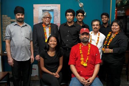 Guru's Restaurant Staff
