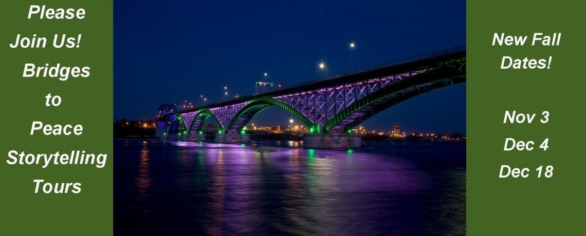 Bridges to Peace Storytelling Tour