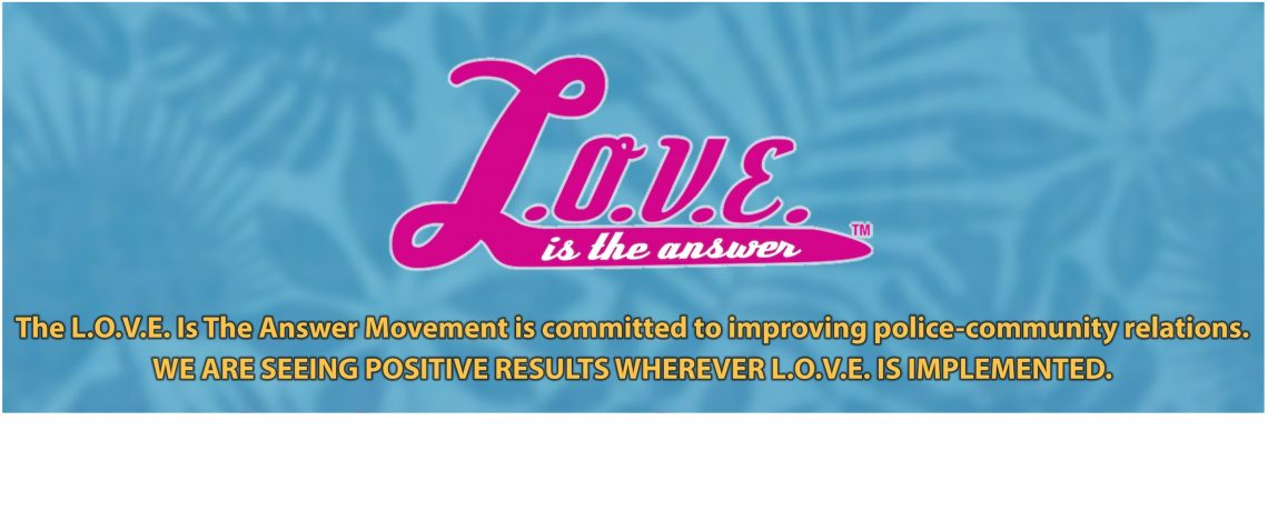 L.O.V.E. Is the Answer