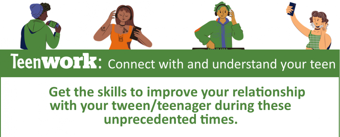 Teenwork for Parents