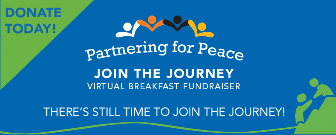 2021 Partnering for Peace – Join the Journey